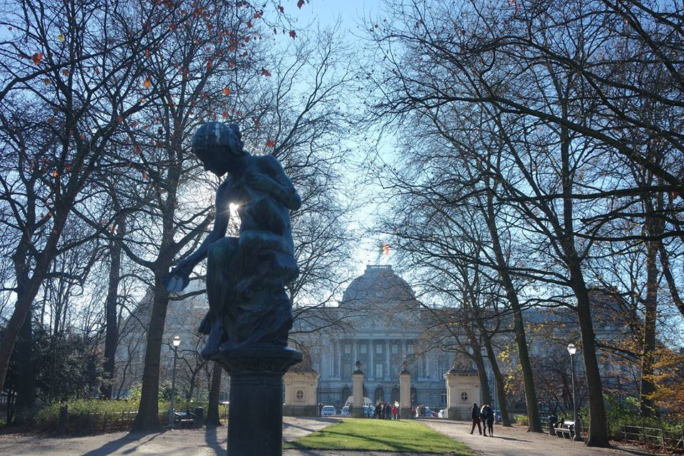 Palacio Real, un fin de semana en Bruselas