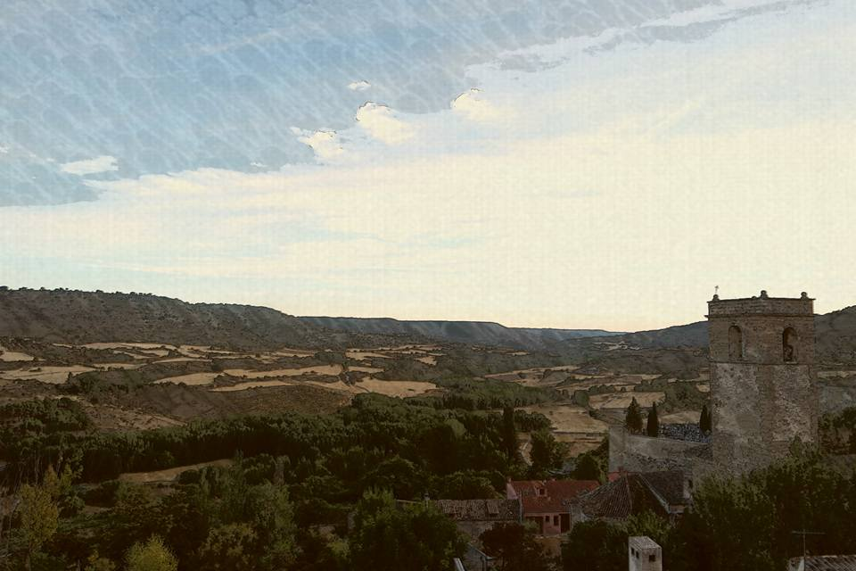 Ruta del Viaje a La Alcarria