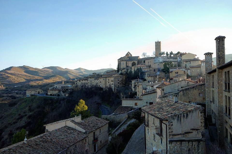 Sos del Rey Católico, ruta de 7 días por Aragón