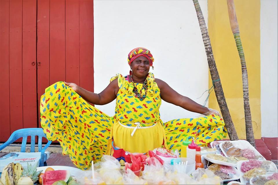 La Palanquera, Cartagena, es seguro viajar a Colombia