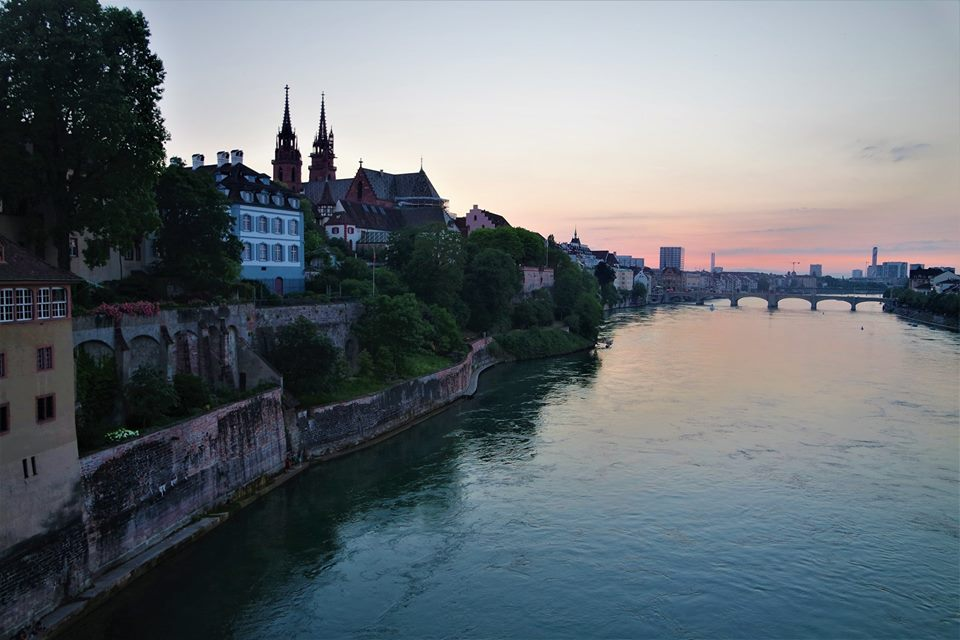 Qué ver en Basilea, la ciudad del Rin