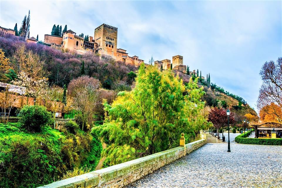La ciudad más bonita del mundo es Granada