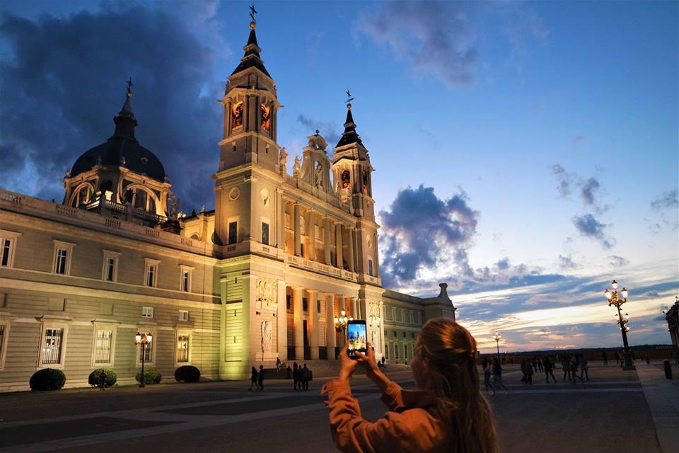 La Almudena, rincones más bonitos de Madrid