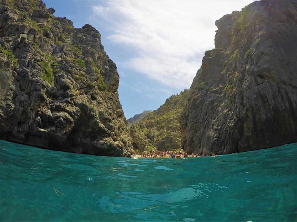 Sa Calobra, las mejores playas de Mallorca