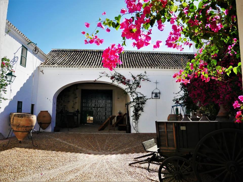 Hacienda Guzmán en Sevilla