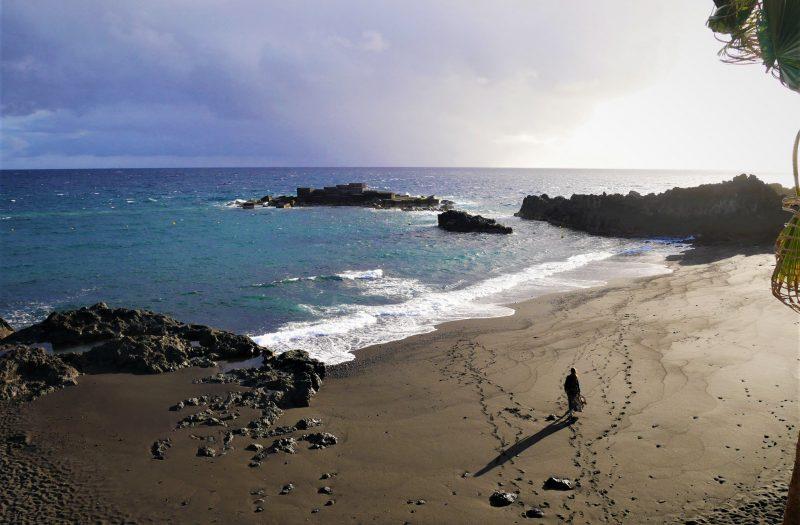 Playa de los Cancajos, playas de La Palma