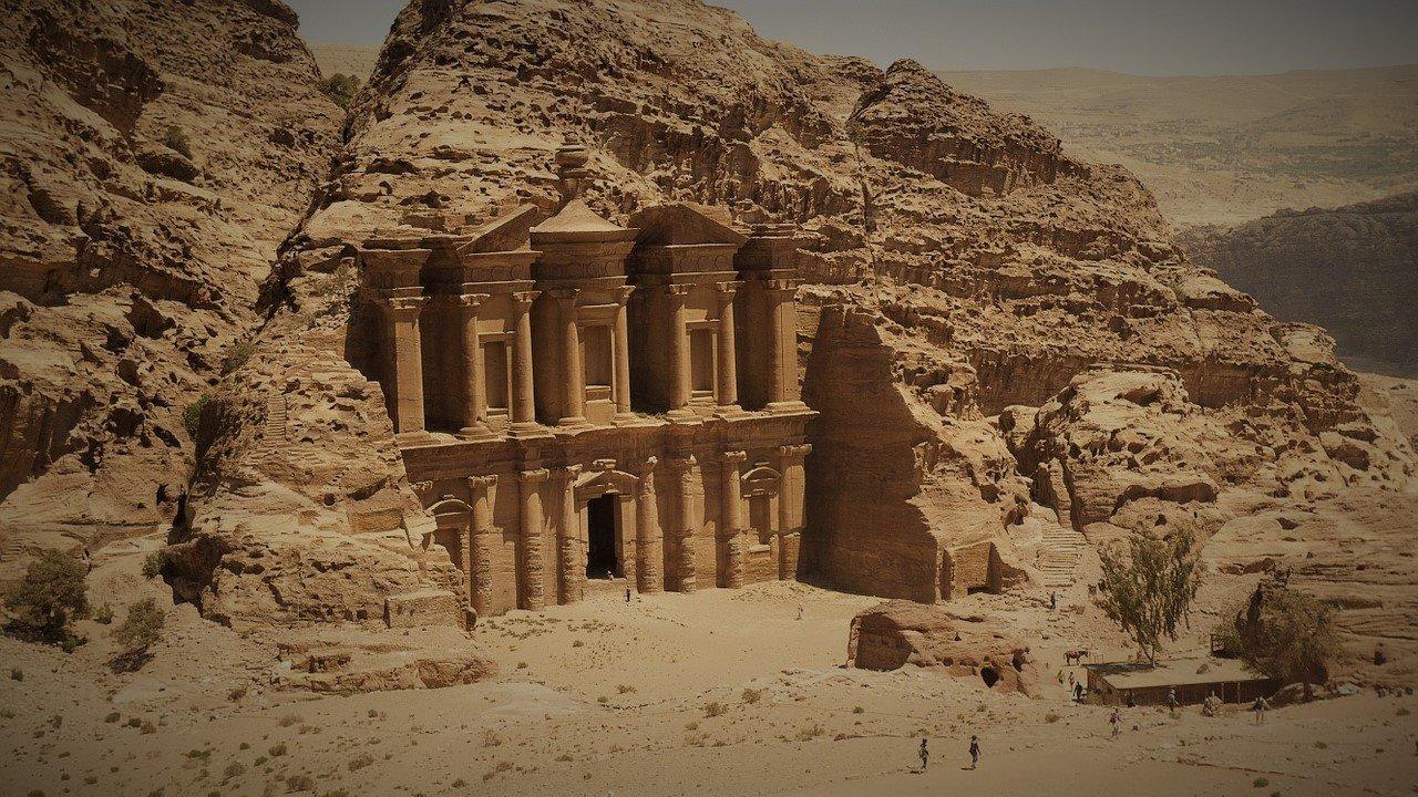 Preparativos para viajar a Jordania