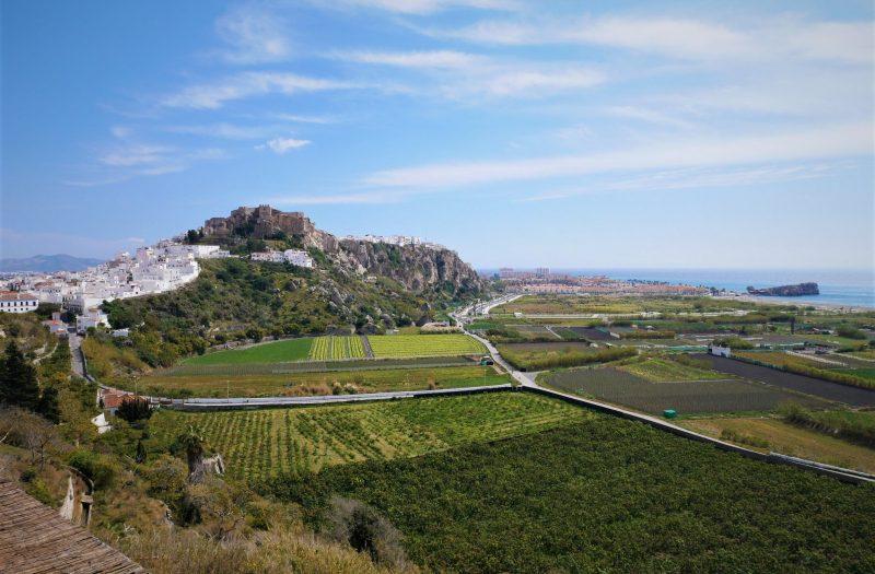 Qué hacer en Salobreña, costa de Granada
