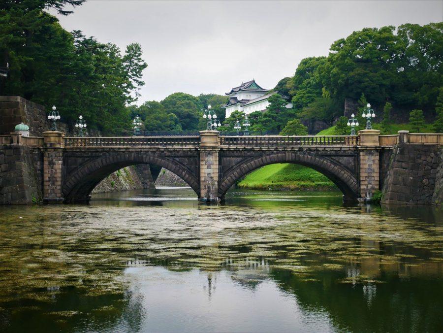 Castillo Imperial de Tokyo, ruta de 20 días por Japón