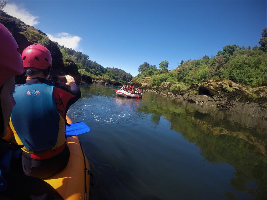 Rafting en el Miño, qué hacer en Melgaço Portugal