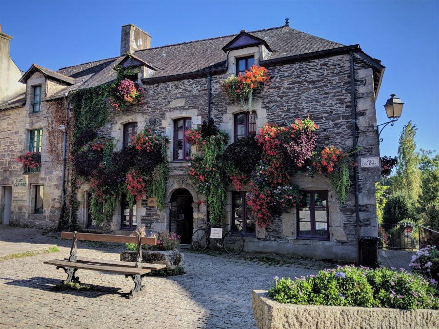 Qué ver en Rochefort-en-Terre en la Bretaña