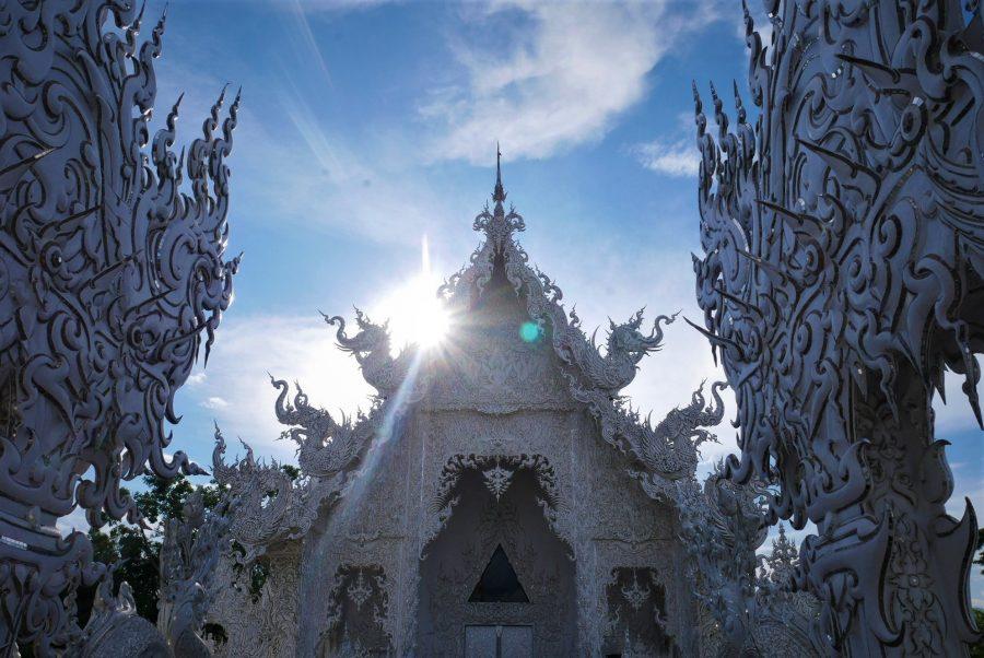 Templo Blanco, qué visitar en Chiang Rai