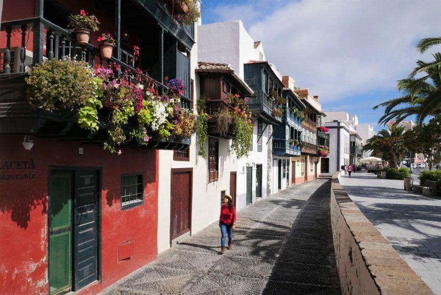 Avenida Marítima, qué ver en Santa Cruz de La Palma