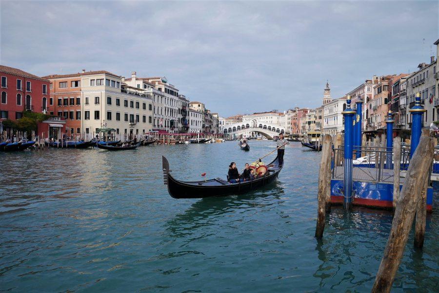 Viajar a Venecia, Gran Canal