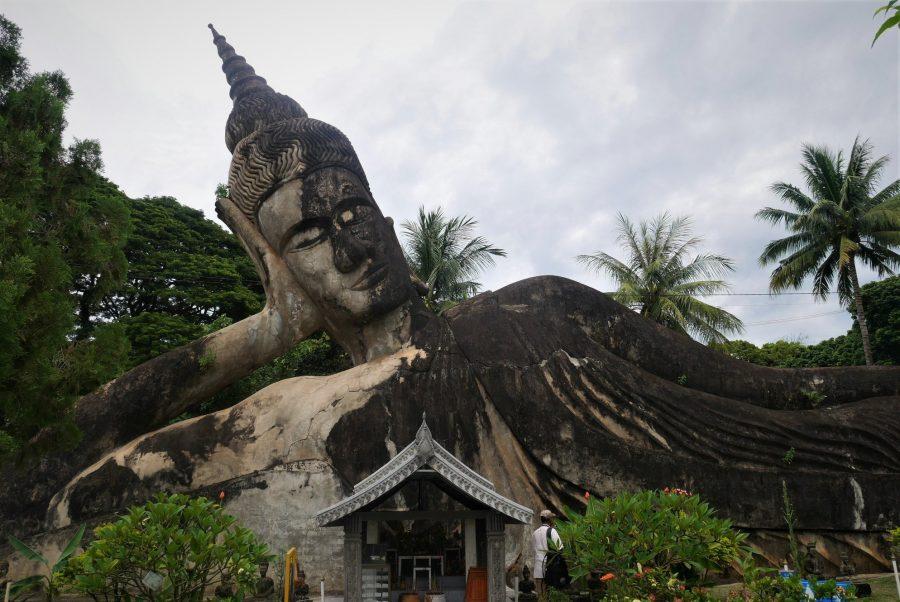 Buda Park, qué ver en Vientiane la capital de Laos