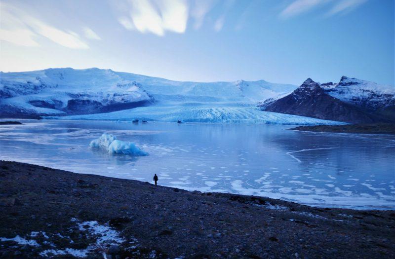Consejos para viajar a Islandia barato, glaciares