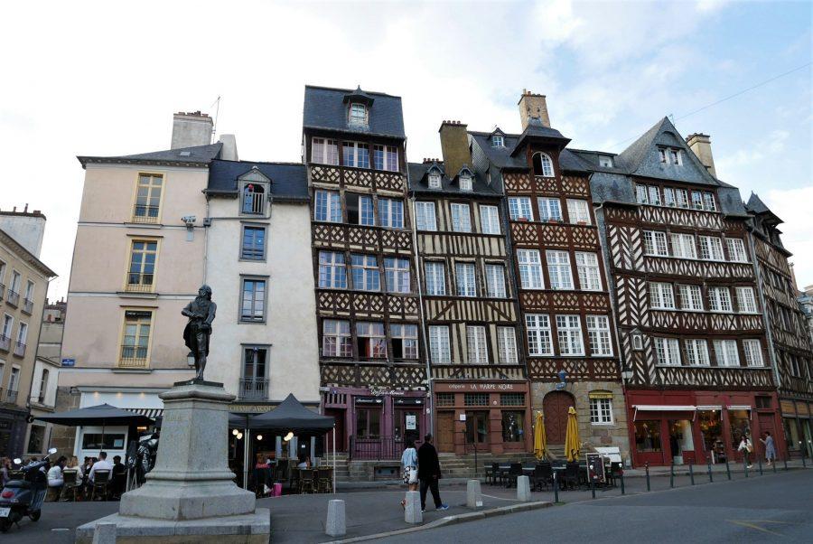Qué ver en Rennes, centro histórico