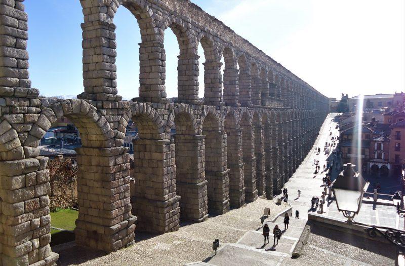 Acueducto de Segovia, lugares que visitar en Segovia