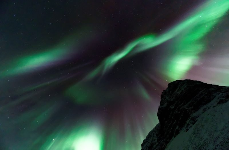 Excursiones en Reykjavik para ver las Auroras Boreales