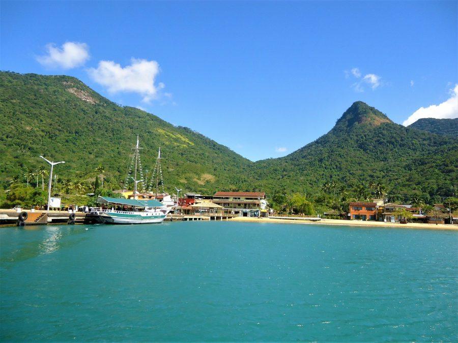 Isla Grande, viajar a Brasil por libre