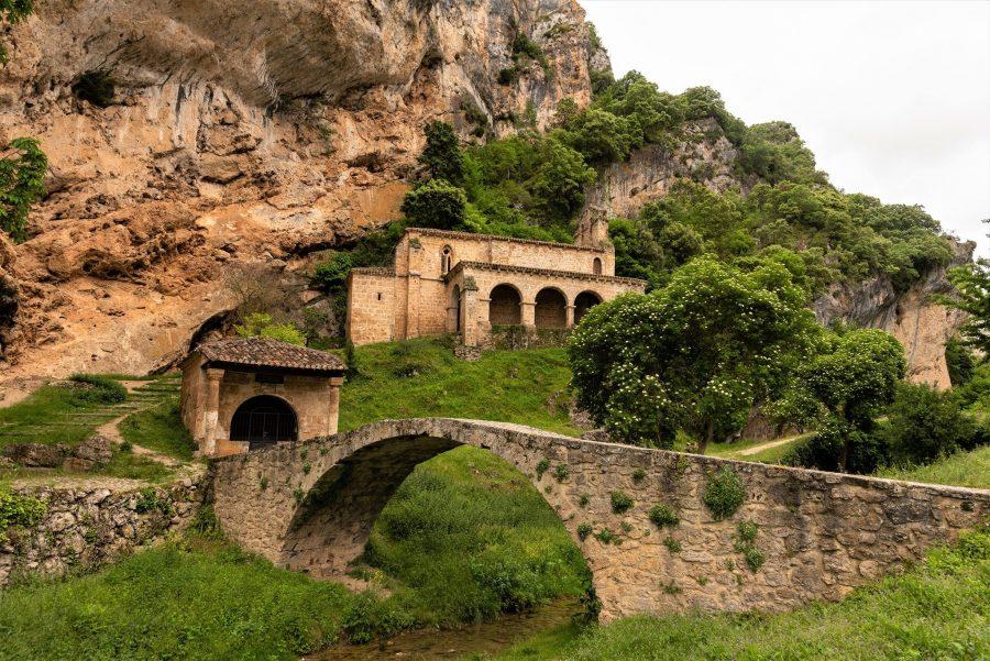 Tobera, ruta en coche por Las Merindades de Burgos