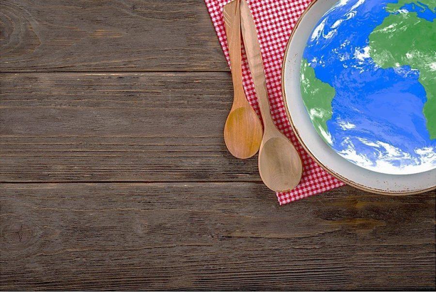 Los platos típicos del mundo