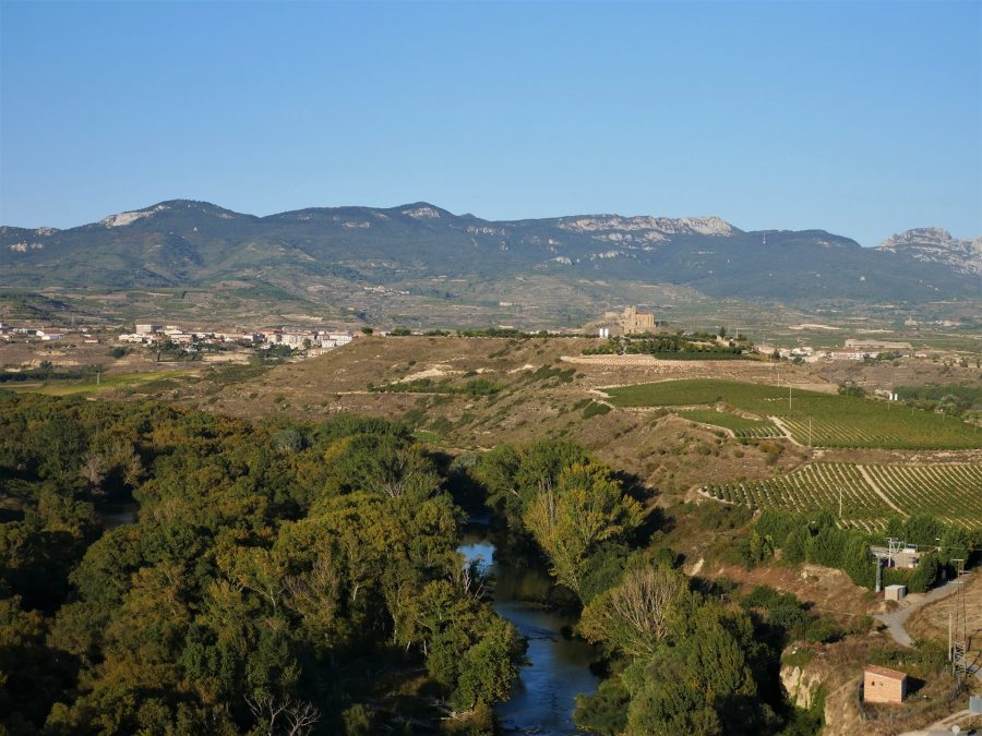 Paisaje de La Rioja, rutas por España en coche
