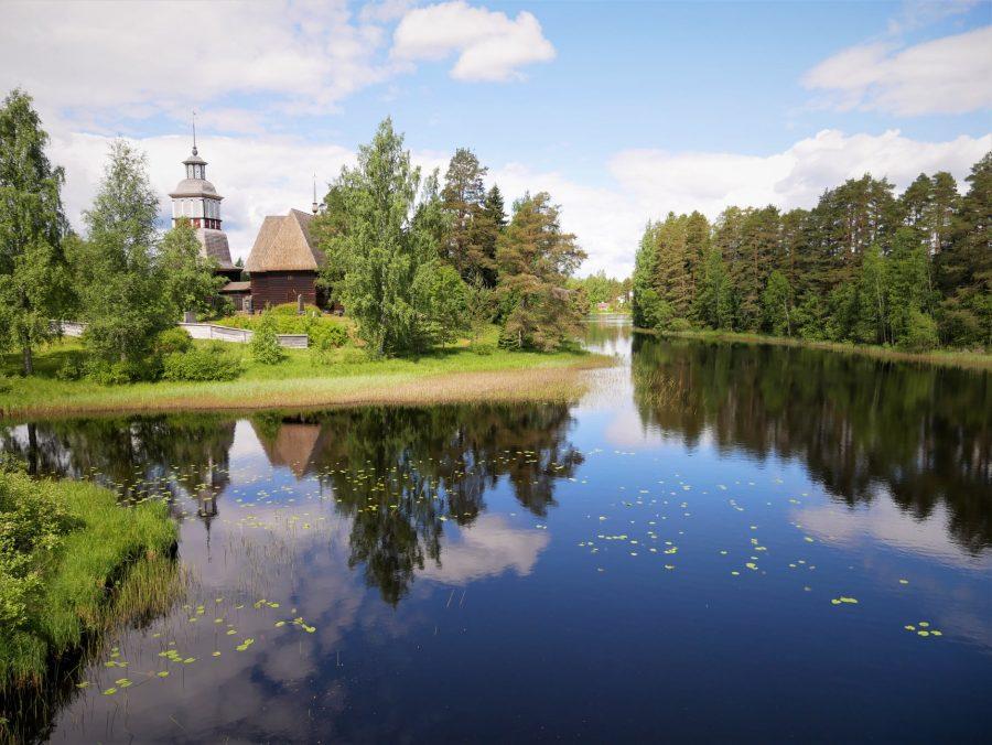 Qué ver en Finlandia Central