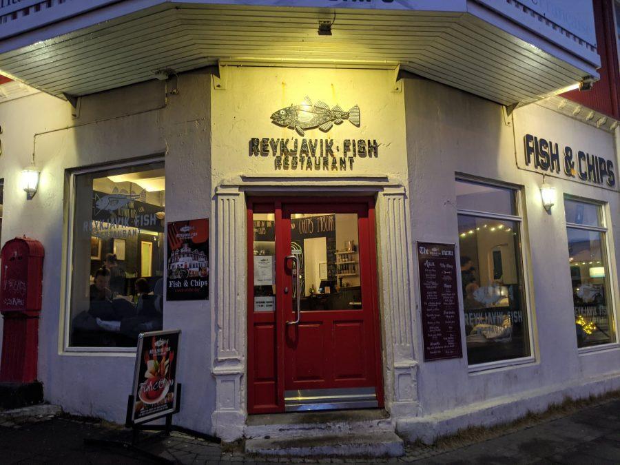 Restaurantes donde comer en Reykjavík