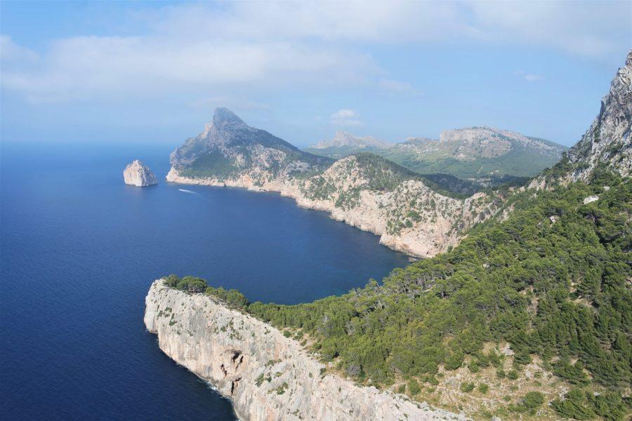 Cap de Formentor, qué ver en Mallorca en 3 días