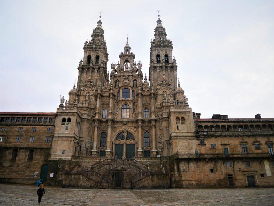 Qué ver en Santiago de Compostela, el Obradoiro