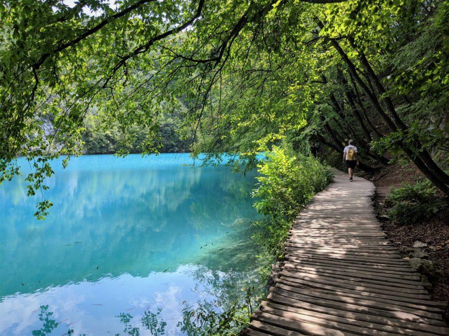 Lagos de Pliviche, qué ver en Croacia en 15 días