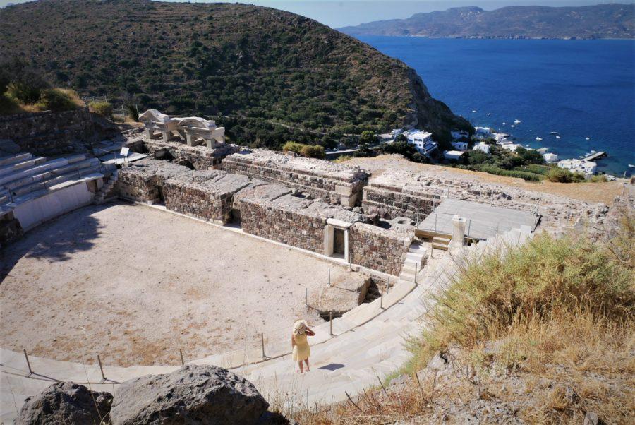 Qué ver en Milos Grecia