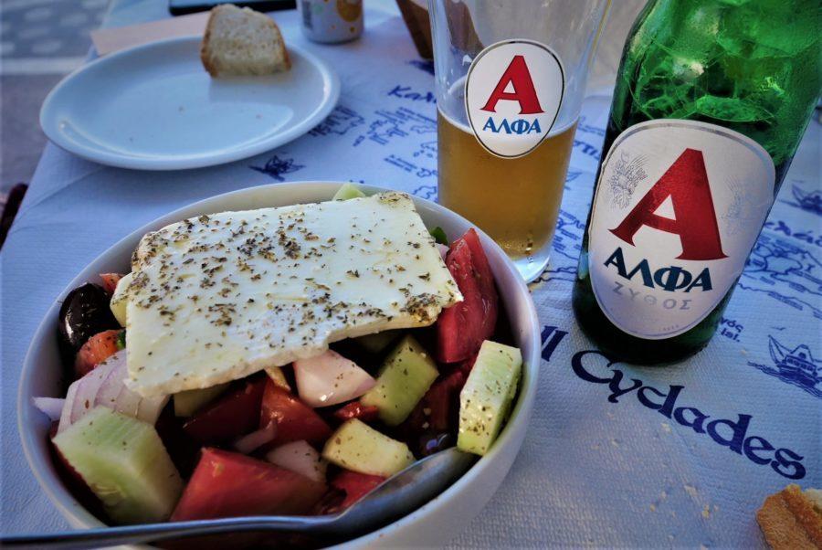 Gastronomía de Grecia platos típicos que probar
