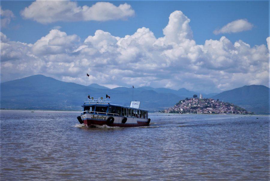Visitar la isla de Janitzio en México