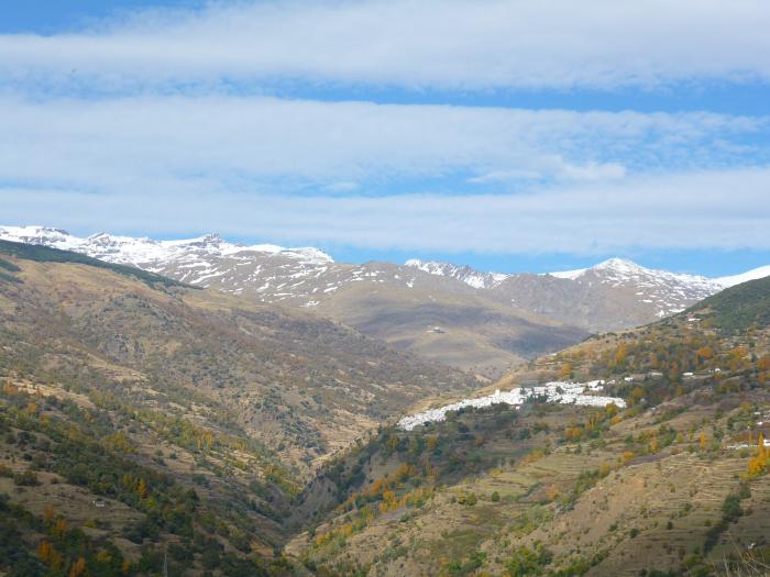 El Barranco del Poqueira: Pampaneira, Bubión y Capileira