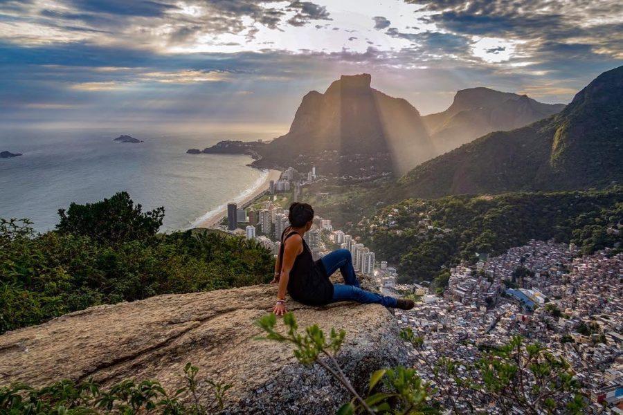 Lina de Patoneando, mujeres que viajan solas