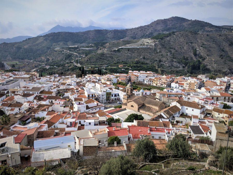 Vistas, qué ver en Vélez de Benaudalla, Granada