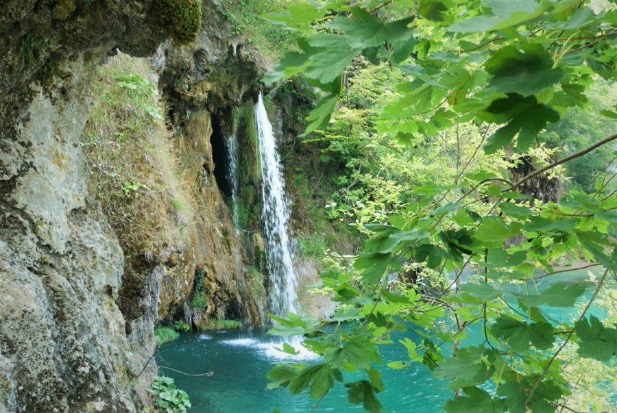 visitar los lagos de Plitvice en Croacia