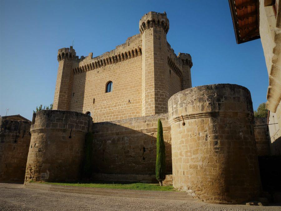 Castillo, qué ver en Sajazarra, la Rioja