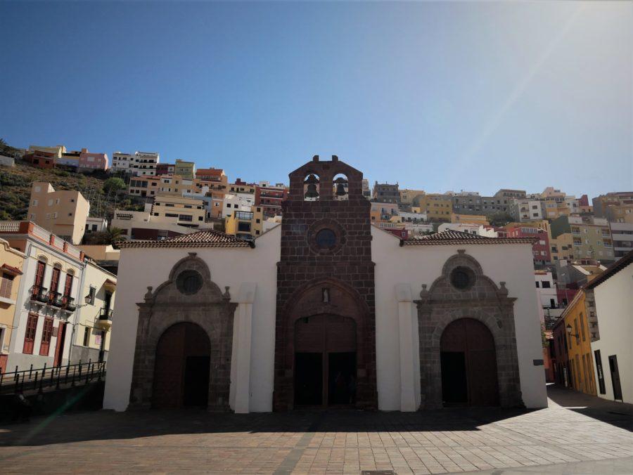 Iglesia de la Asunción, qué ver en San Sebastián de La Gomera