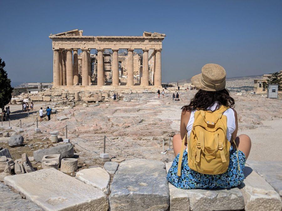 Partenón, visita a la Acrópolis de Atenas en Grecia