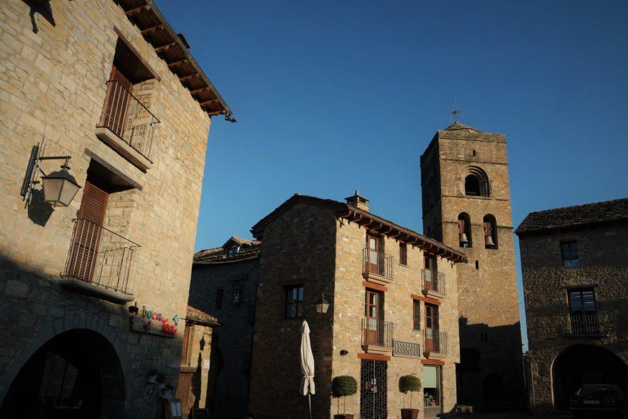 Qué ver en Aínsa, Huesca