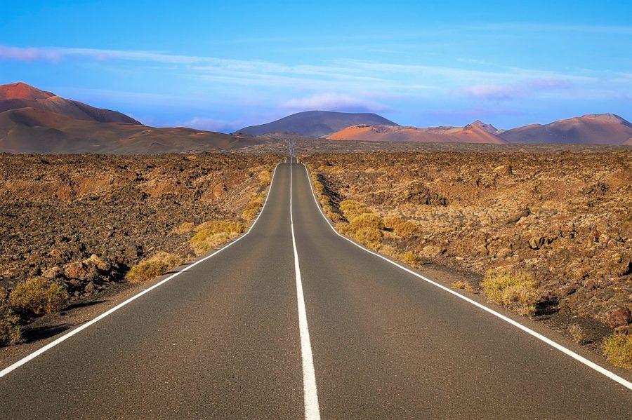 Ruta por Lanzarote en coche