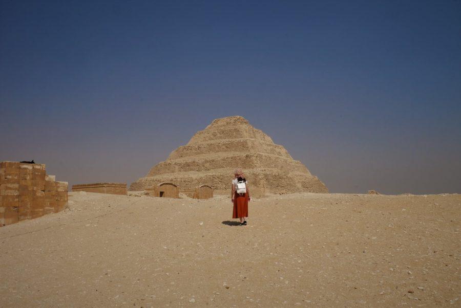 Viajar a Egipto en tiempos de covid
