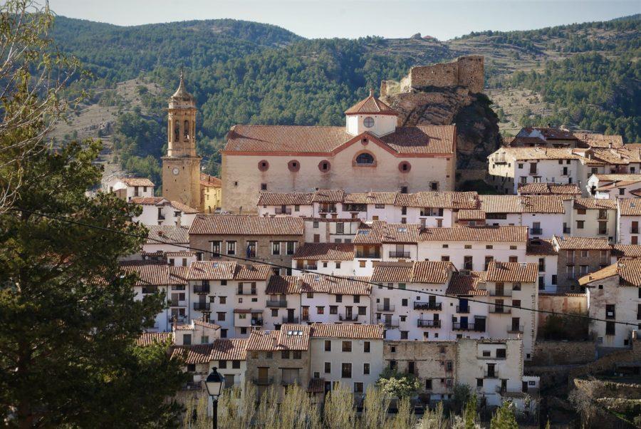 Linares de Mora, pueblos bonitos de Aragón
