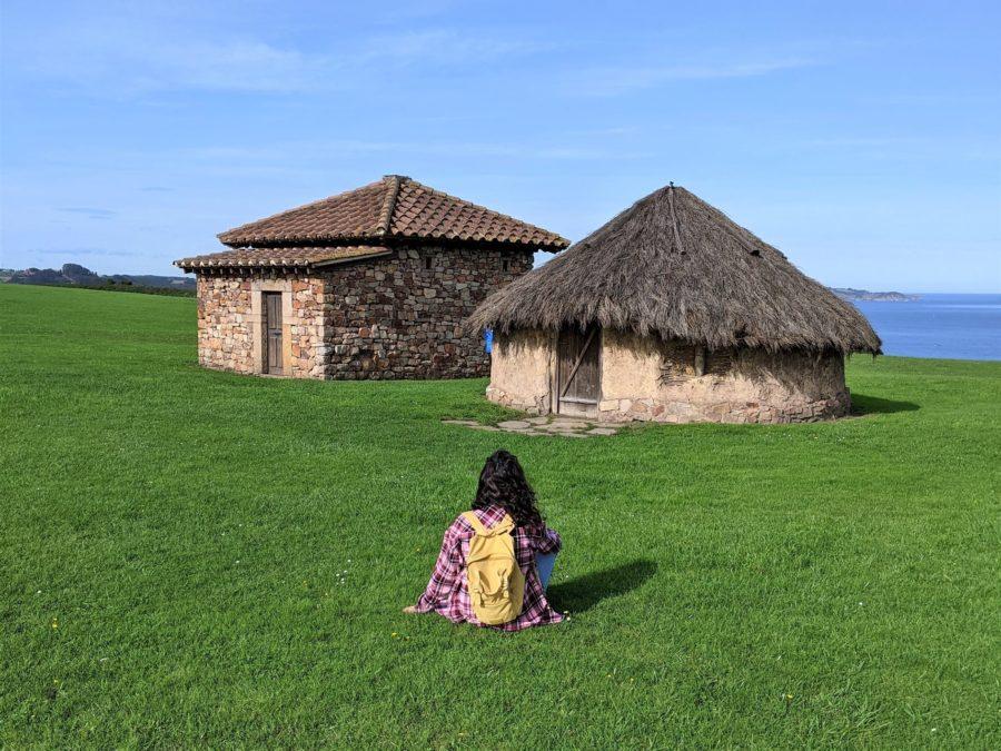 Visita al Parque Arqueológico Natural de la Campa Torres en Gijón