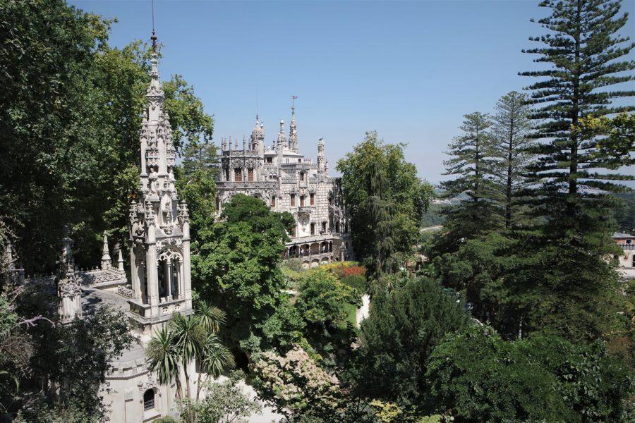 Visita a la Quinta da Regaleira, el palacio más misterioso de Sintra