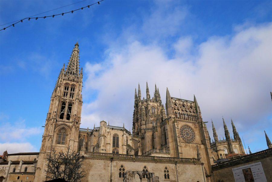 La visita a la catedral de Burgos en el VIII centenario