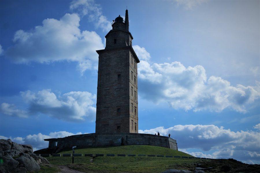 La Torre de Hércules, los faros más bonitos de España